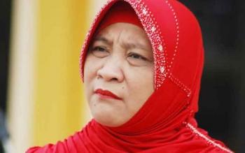 Dirut RSUD Muara Teweh drg Dwi Agus Setijowati