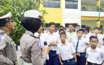 Tiga Sekolah Ini Miliki Polisi Cilik Binaan Polres Palangka Raya
