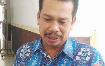 Direktur PDAM Tirta Bahalap Kuala Kurun, Guntur J Ruben.