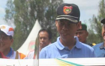 Ketua DPRD Kotawaringin Barat (Kobar), Triyanto.
