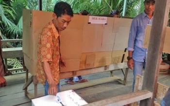 Pelaksaan Pilkades di salah satu desa di Kabupaten Murung Raya. Kepala Dinas BPMD Mura Sarwo Mintarjo, Senin (3/4/2017), mengatakan Pilkades di Desa Tumbang Naan, Kecamatan Seribu Riam akan dilaksanakan ulang.