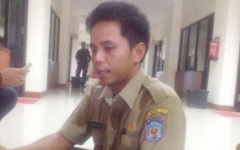 Kepala Desa Tahujan Ontu, Kecamatan Tanah Siang Selatan, Kabupaten Murung Raya, Iyusmanto.