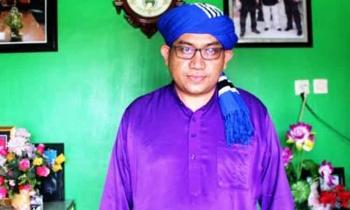 Ustaz H Iwan Arsyad.