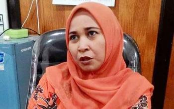 Anggota DPRD Kota Palangka Raya Mukarramah Mukarramah