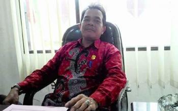 Ketua Komisi A DPRD Kota Palangka Raya Riduanto.