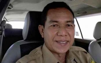 Ketua LPTQ Kabupaten Gunung Mas, M. Rusdi.