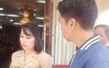 Kepala Dinas Pariwisata, Pemuda dan Olahraga Kabupaten Murung Raya, Regita
