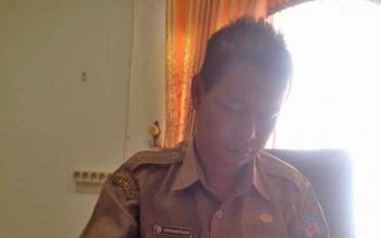Pelaksana Tugas Kepala Dinas Ketahanan Pangan Kabupaten Murung Raya, Ferdinand