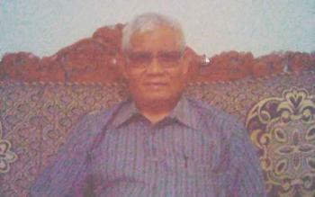 Ketua Badan Legeslatif DPRD Bartim, Unriu Ngubel