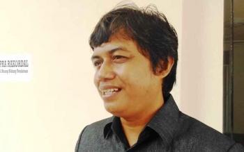 Anggota DPRD Pulang Pisau Diharyo