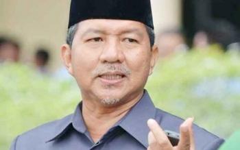 Wali Kota Palangka Raya HM Riban Satia