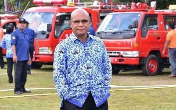Said Sulaiman, Kepala Disnaker Kota Palangka Raya