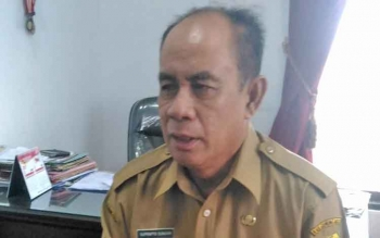 Kepala Disparpora Kabupaten Gunung Mas, Suprapto Sungan