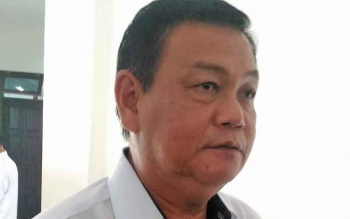 Asiten II Sekretariat Daerah Kabupaten Gunung Mas Yansiterson.