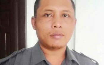 Kunanto Wakil Ketua Tim Pansus LKPJ 2016 Politisi Partai Nasdem.