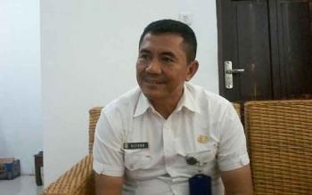 Kepala Dinas Pekerjaan Umum Kabupaten Katingan Alyono