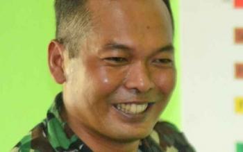 Dandim 1013 MTW, Letkol Inf Adhi Giri Ibrahim
