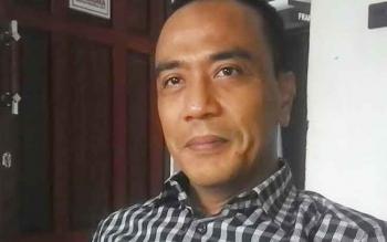 Sekretaris Komisi III DPRD Kabupaten Kapuas , Ahmad Zahidi