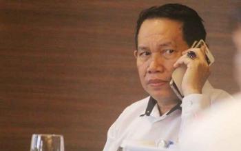 Kepala Dinas Pariwisata Kabupaten Kotawaringin Barat, Gusti Imansyah.