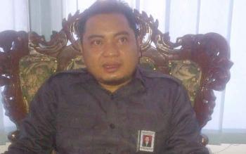 Kepala Badan Pusat Statistik Kabupaten Barito Selatan Eddy Surahman
