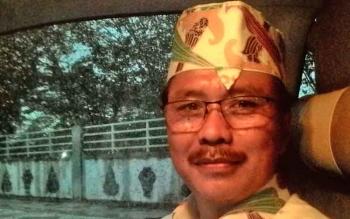 Plt Kepala Dinas Kesehatan Kabupaten Kapuas Apendi