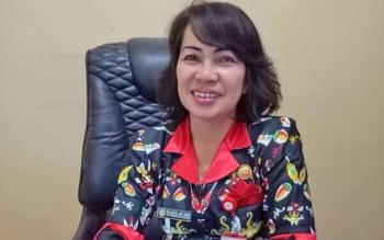 Kepala Dinas Pariwisata Pemuda dan Olahraga (Disparpora) Kabupaten Murung Raya, Regita.
