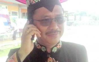 Apendi, Plt Kepala Dinas Kesehatan Kabupaten Kotawaringin Barat.