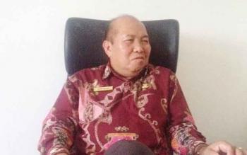 Kepala Badan Pendapatan Daerah Kabupaten Murung Raya, Yerry Nyahu.