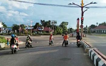 Plat Non KH Capai 10.000 Unit di Kabupaten Murung Raya
