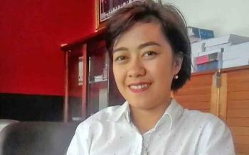 Poetry Gita Oktonovianty Sekertaris Komis Satu politisi Hati Nurani Rakyat Daerah Pemilihan 4.
