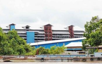 Industri karet yang ada di Kabupaten Pulang Pisau menjadi salah satu potensi untuk pendapatan daerah.