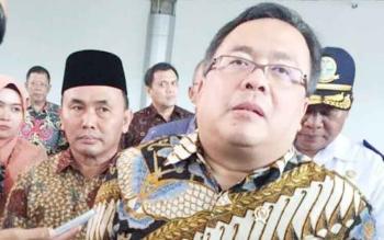 Menteri Perencanaan Pembangunan Nasional (PPN) Bambang P.S Brodjonegoro