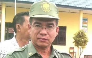 Ikhwanudin, Kepala Badan Pengelola Pajak dan Retribusi Daerah Kota Palangka Raya