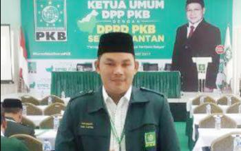 Anggota DPRDMurung Raya, Rahmanto Muhudin.