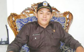 Anggota DPRD Murung Raya Rahmanto Muhidin.
