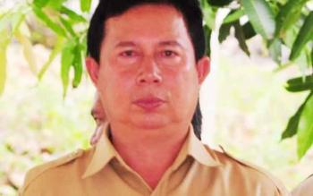 Kepala Badan Kepegawaian dan Pengembangan Sumber Daya Manusia Barito Utara Aspul Anwar.