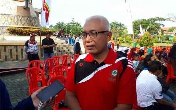 Kepala Dinas Kesehatan Kotim, Faisal Novendra Cahyanto