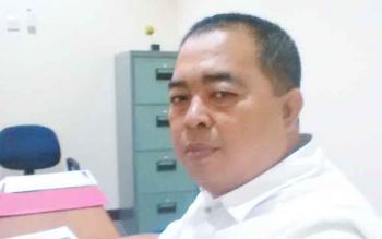Koordinator Forbes LSM Kotim, Audy Valent.