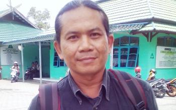 Teguh Prasetya Madjan, Wakil Ketua Dewan Pendidikan Kabupaten Kapuas.