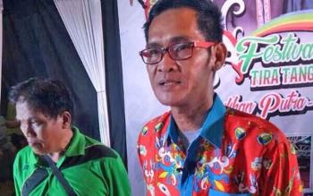 Camat Permata Intan, Kabupaten Murung Raya, Fitrianul Fahriman.