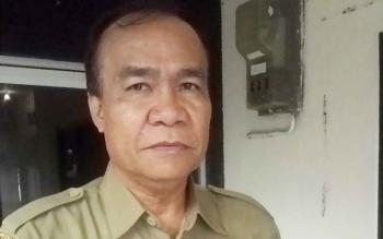 Andres Nuah Kepala Badan Pengelolaan Pajak dan Retribusi Daerah (BPPRD) Kabupaten