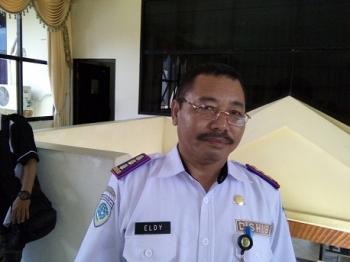 Eldy, Kepala Dinas Perhubungan Kota Palangka Raya