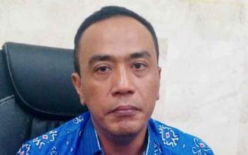 H Ahmad Jahidi, Anggota DPRD Ketua Fraksi PAN Kabupaten Kapuas.