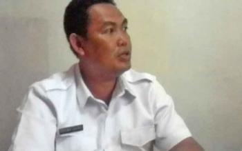 Kepala Bidang Industri Peringkop UMKM Kapuas Ferdinan Junarko