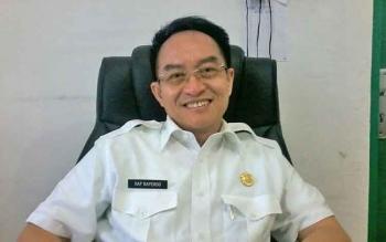 Kepala Dinas Lingkungan Hidup (DLH) Kabupaten Katingan, Hap Baperdo.