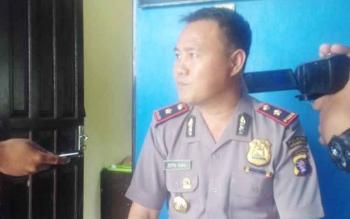 Waka Polres Murung Raya, Kompol Zepni Azka