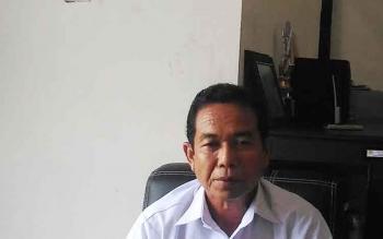 Kepala Pelaksana BPBD Gunung Mas, M Rusdi