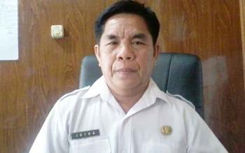 Kepala BPBD Kabupaten Katingan, Icing