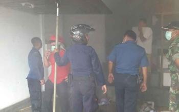 Sebelum kebakaran membesar, warga diharapkan bisa memadamkan api dengan alat pemadam kebakaran ringan.