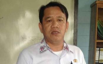 Kepala Bidang (Kabid) Pemerintahan Desa dan Kelurahan pada Dinas Pemberdayaan Masyarakat dan Desa (DPMD) Kabupaten Mura, Hendri Silvanus.